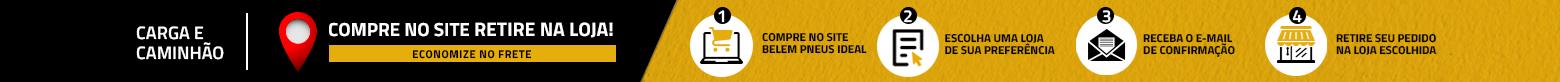 Banner de Categoria Carga e Caminhão