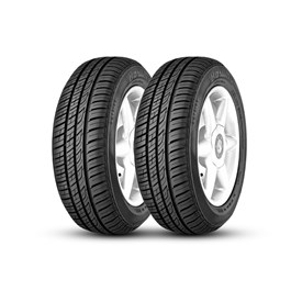 Kit 2 Pneus Barum aro 13 165/70R13 79T Brillantis 2