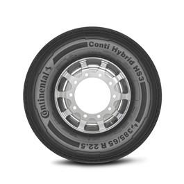 Pneu Continental 275/80R22.5 149/146L TL Conti Hybrid HS3 SA LRH 16L