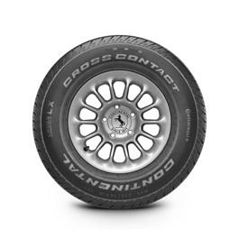Pneu Continental Aro 16 215/65R16 98H ContiCrossContact LX #### Original Duster/Lifan X60